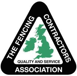 Fencing Contractors Association Logo