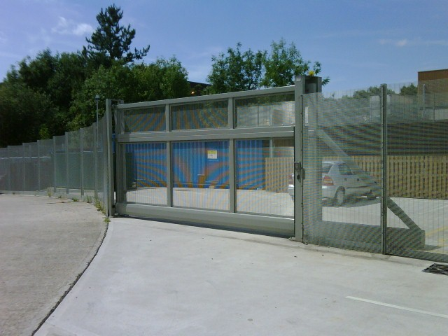 Security Gates & Access Control Northampton