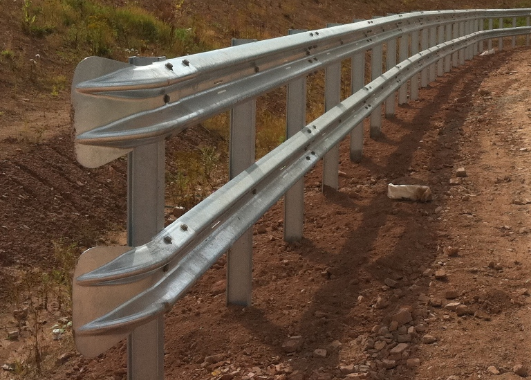 Armco Crash Barrier