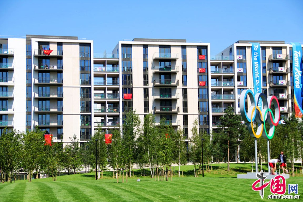 Olympics Athletes Village Completed Case Study The