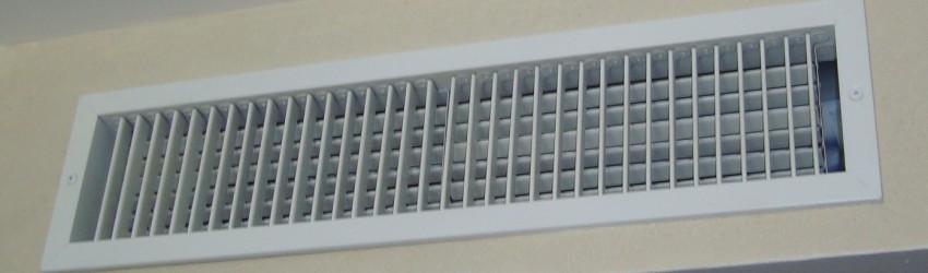 Ventilation grills
