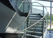 Audi Coulsdon Feature Staircase