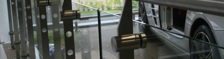 Glass Balustrade 1