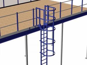 CAT/Ship Ladders