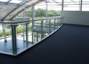 Audi Coulsdon Glass Balustrade